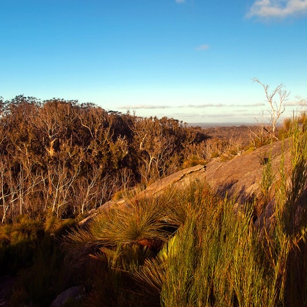 View From Mt Chudalup - Northcliffe- Windy Harbour.