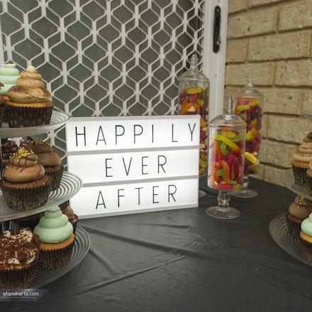 Natalie & Scott Engagement Party, Morley. - Celebrating the engagement of Natalie & Scott with family and friends.