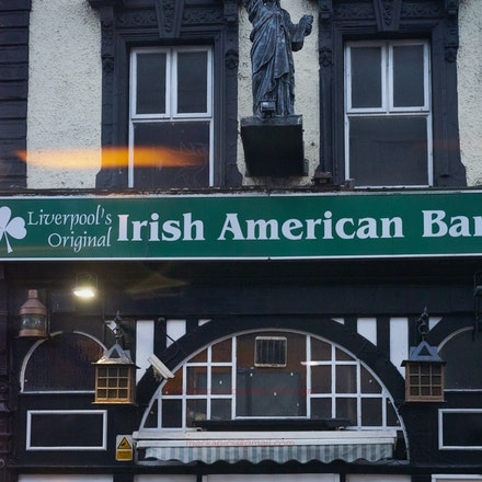 Irish American Bar - Liverpool