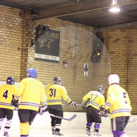 Ice Hockey Tasmania Grand Final 2013