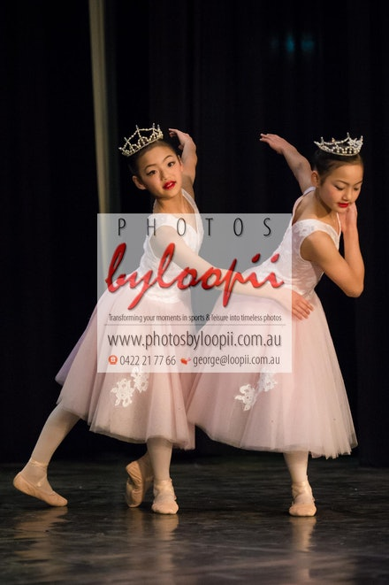 6:30 U/12 Classical Ballet Duo - **Available for only 2 weeks...