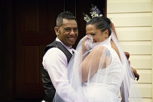 wedding ~ Mathew & Katrina - Joncia Gardens Wedding ~ December 2014