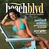 'beachblvd' magazine cover - The June/July 2008 swimwear edition of 'beachblvd' magazine, featuring cover model contest winner Virginia Zitzelberger.
