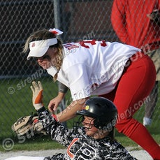 LaPorte vs. Crown Point - 5/6/14 - Miranda Elish and Alexis Holloway combined for a 4-0 shutout of LaPorte on Tuesday evening (5/6) in Crown Point.  You...