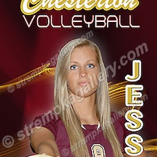 Chesterton Volleyball Banner Poses - 8/6/14 - View 43 images from Chesterton Volleyball's banner proofs.