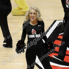 Ball State Code Red Dance - 12/12/15 - View 89 images from the Ball State Code Red Dance Team performance of 12/12/15.