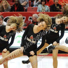 Ball State Code Red Dance Team - 1/30/16 - View 58 images from the Ball State Code Red Dance Team performance of 1/30/16.