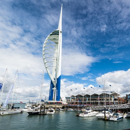 Recent Travel to Portsmouth and Europe