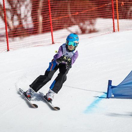 140912_div4_9057 - National Interschools Ski Cross Division 4 at Perisher, NSW (Australia) on September 12 2014. Jan Vokaty