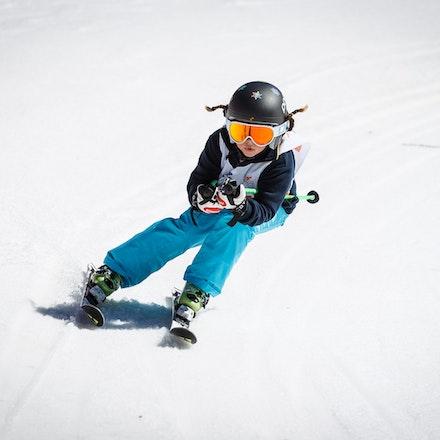 140912_div5_9567 - National Interschools Ski Cross Division 5 at Perisher, NSW (Australia) on September 12 2014. Jan Vokaty