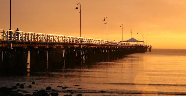 Special days.. - Shorncliffe Pier, Brisbane, Australia.