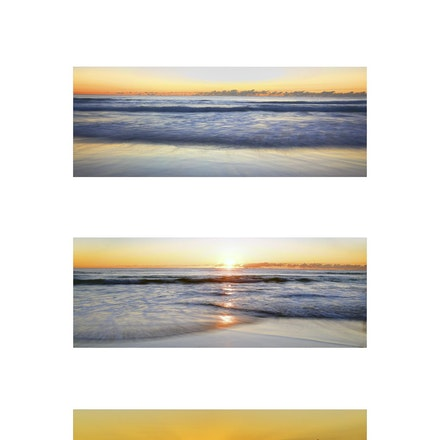 Matted Trilogy - A selection of 3 photos matted onto white foamccore. Ready to frame.