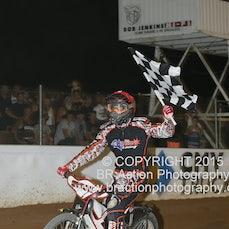 2015 Australian Speedway Solo Championships -  Rd 3 - Undera VIC