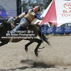 Warwick APRA Rodeo 2015 - Sunday Program