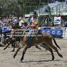 Warwick 2015 - Mule Race - Sect 1