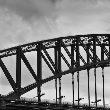 Sydney Trip_070410_0001 b&w (Panoramic)