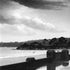 After the Storm ,looking towards The Island Balmoral - Each archival photograph is stamped and signed by Robert and a brief description of how it was taken.