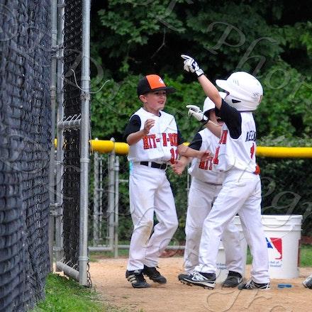 Hit-n-Run/Little League Baseball