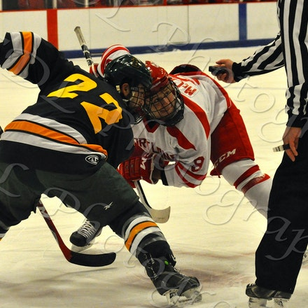 Mens Ice Hockey vs Brockport
