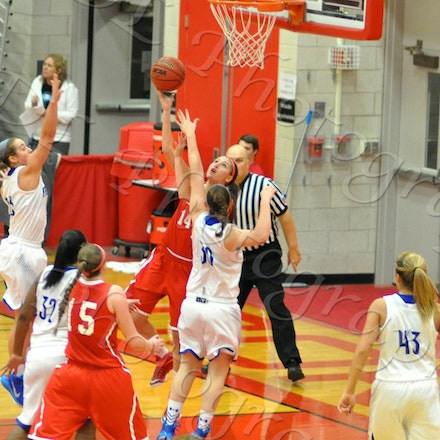 Womens Basketball vs Fredonia (12/6/14)