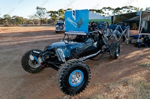 2016 Rod Hatter Memorial – Duel in the Dirt Perenjori – Scrutineering & Recon.