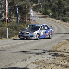 11 - Quit Targa Rally - Toodyay Stage 13-08-2016