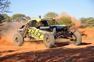 005 - 2011 Gascoyne Dash Day 3 - Race 1   - The Dash Starts
