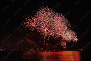 2011 Australia Day Fireworks Perth