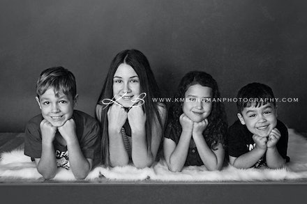 Family-portraits-19 - Beautiful family portraits in our Logan City Waterford Studio.