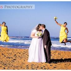 Thomas Wedding (2013) - Mr & Mrs Thomas Bride & Groom Home Coverage : The Sebel Manly NSW. Ceremony : Mona Vale Golf Club NSW. Photos : Mona Vale Beach...