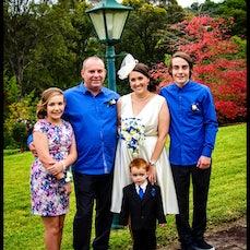 McDonald Wedding (2014) - Ceremony : Grose Vale NSW. Bridal Shots : Grose Vale NSW.