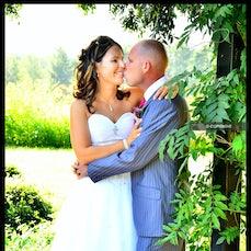 Colburn Wedding (2012) - Mr & Mrs Colburn. Ceremony : Weir Reserve NSW. Photos : Weir Reserve NSW. Reception : St. Marys Band Club NSW.