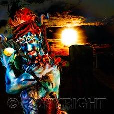 Australian body art carnivale. - Body Art! shots taken at the Australian body art carnival.