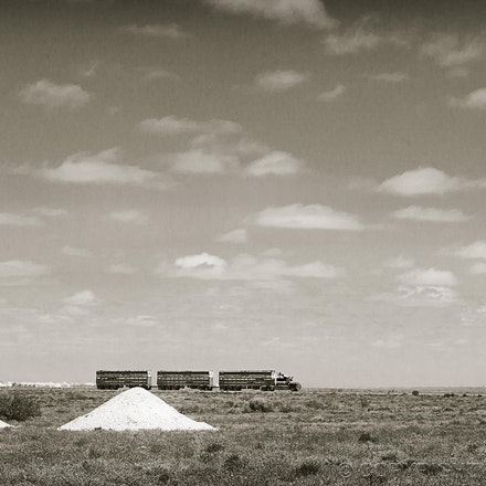 Outback Roadtrain