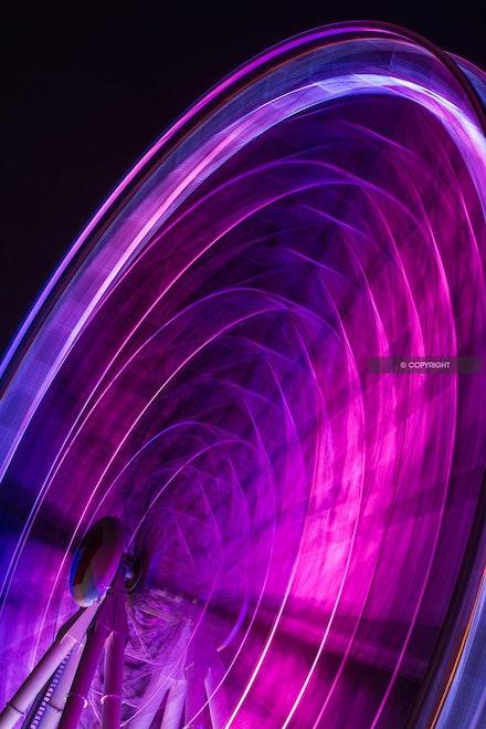 Ferris wheel, Southbank Qld
