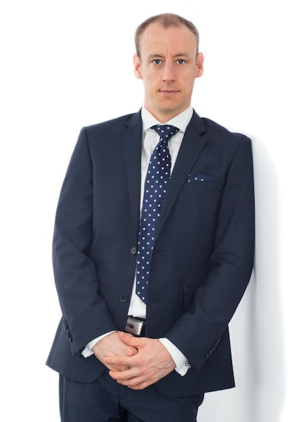 9 - Corporate portraiture - George of Sterling Recruitment