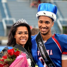 Ravenna Homecoming Court 2014 - All Photos Cropped, Color Corrected And White Balanced After Ordering