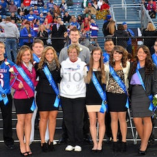 Ravenna Homecoming Court 2013 - All Photos Cropped, Color Corrected And White Balanced After Ordering