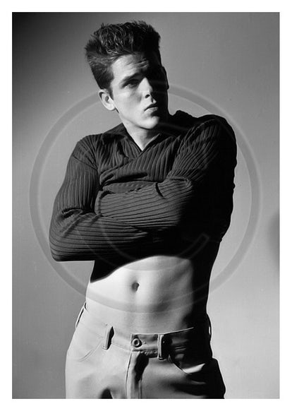KF30899 - Signed Male Fashion Photo by Jayce Mirada