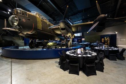 MWB_2884 - RMSANZ Annual Scientific Meeting Dinner @ The Australian War Memorial Canberra