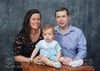 Sedgwick Family 2015 - Photographs taken of the Sedgwick Family @ Whitehead Studios February 2015