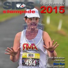 SIDS Stampede - 5km Run