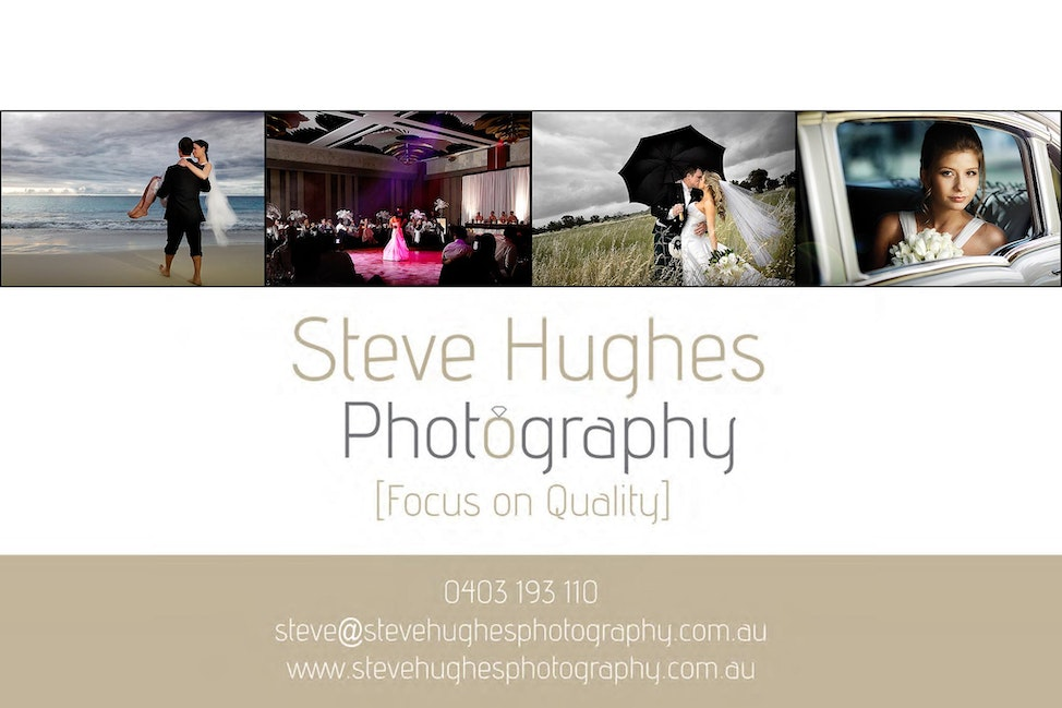 Steve Hughes Photography - Advert