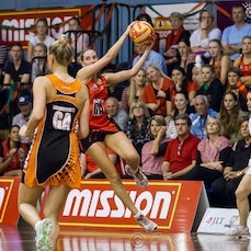 MQSNL 2015 Grand Final Div 1 - Mission Queensland State Netball League 2015 Grand Finals Division 1
