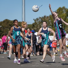 Kingaroy State Age 2016 - Netball Queensland State Age Championships 2016
