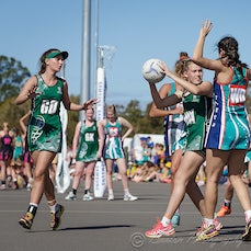 Tweed State Age 2016 - Netball Queensland State Age Championships 2016