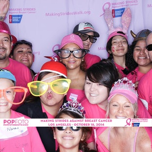 Making Strides Los Angeles 2014