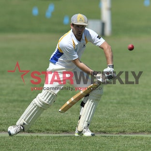 Cricket: GDCA: Rupertswood Vs Bacchus Marsh - Pictures: Shawn Smits