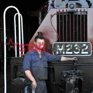 Steamrail Victoria open day preview - Pictures by Damjan Janevski