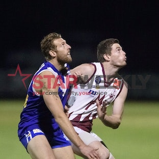 Ballarat Football League - Sunbury v Melton. - Pictures: Shawn Smits